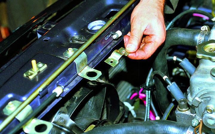Пошаговая инструкция замены радиатора на ВАЗ 2113, 2114, 2115