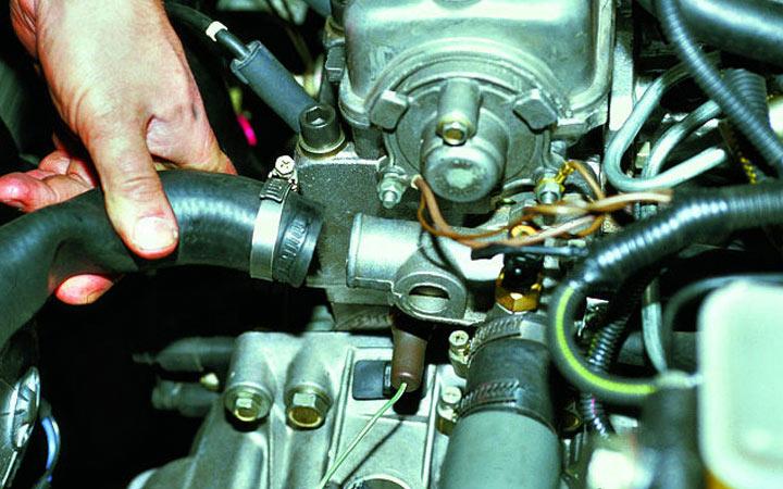 Как заменить радиатор на ВАЗ 2113, 2114, 2115 инструкция в фото и видео