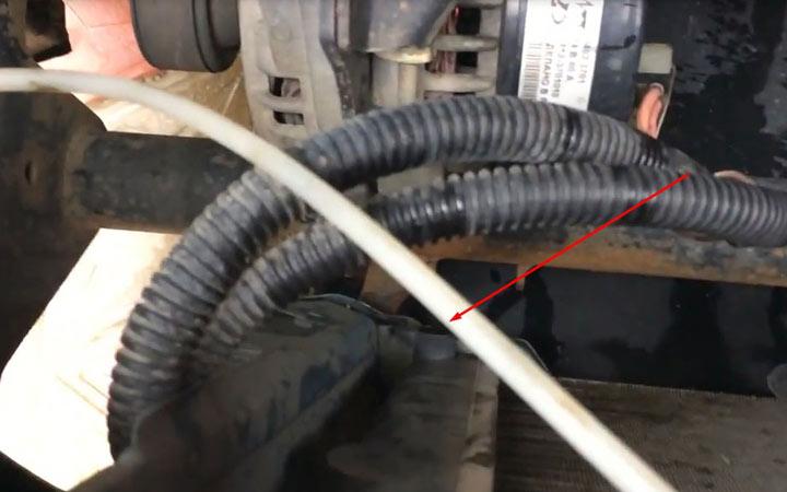Замена термостата ВАЗ 2110 инжектор пошаговая инструкция