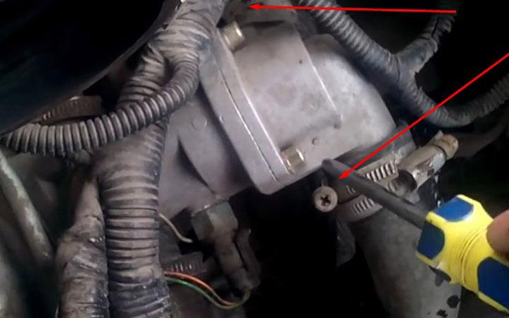 Как заменить своими руками термостат на ВАЗ 2110 (инжектор)