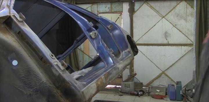 Пошаговое руководство по ремонту порогов на ВАЗ 2110, 2111, 2112