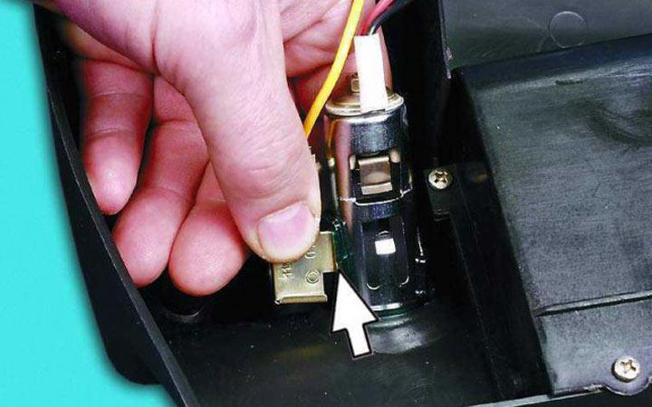 Пошаговая инструкция замены прикуривателя на ВАЗ 2110, 2111, 2112