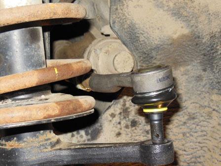 Замена рулевых наконечников ВАЗ 2113, 2114, 2115 своими руками