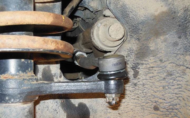 Подробная инструкция по замене рулевых наконечников ВАЗ 2113, 2114, 2115 своими руками