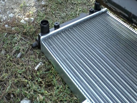 Замена радиатора ВАЗ 2113, 2114, 2115