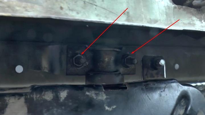 Монтаж радиатора на автомобилях ВАЗ 2113, 2114, 2115
