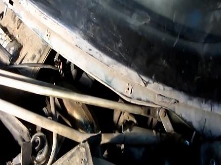 Замена и ремонт трапеции дворников ВАЗ 2110, 2111, 2112