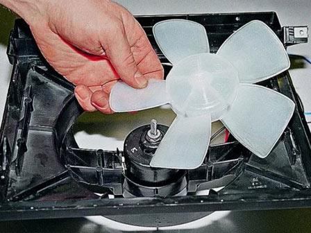 Замена вентилятора печки ВАЗ 2107 своими руками