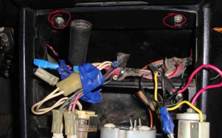 Замена вентилятора печки ВАЗ 2107 своими руками (фото и видео)