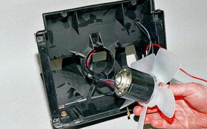 Пошаговая инструкция замены вентилятора печки на вентилятора печки ВАЗ 2107 своими руками