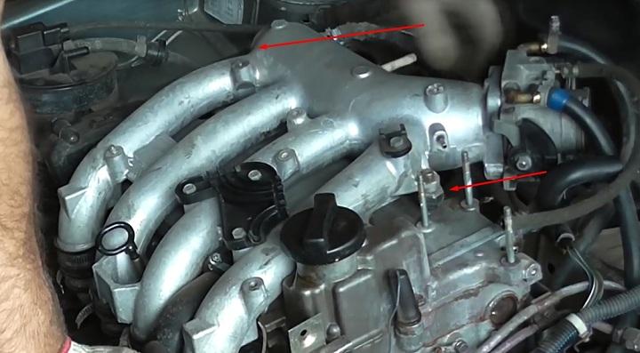 Видео инструкция по замене прокладки ГБЦ ВАЗ 2110, 2111, 2112 16 клапанов