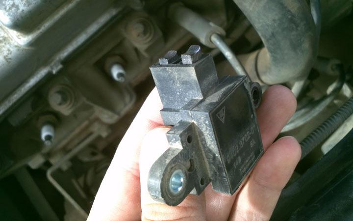 Как заменить щетки генератора на ВАЗ 2113, 2114, 2115 - фото и видео