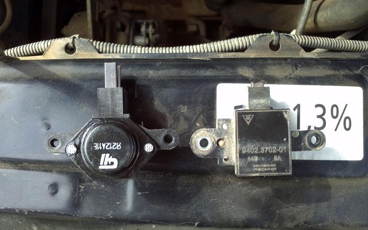 Все о замене щеток генератора на ВАЗ 2113, 2114, 2115 своими руками