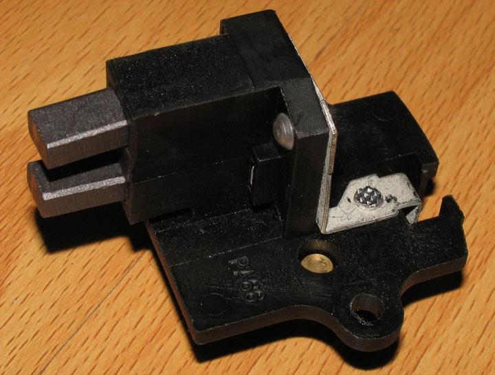 Щетки генератора для ВАЗ 2107 - установка своими руками