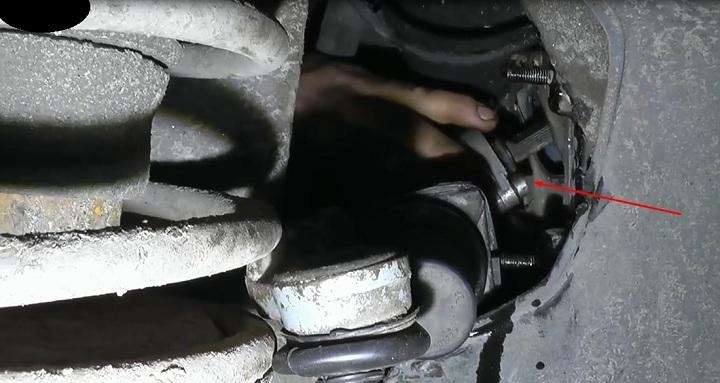Установка рулевой рейки ВАЗ 2110