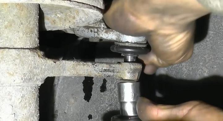 Самостоятельная замена рулевой рейки ВАЗ 2110 фото и видео