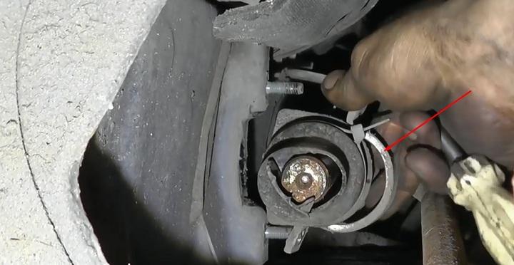 Пошаговая замена рулевой рейки ВАЗ 2110