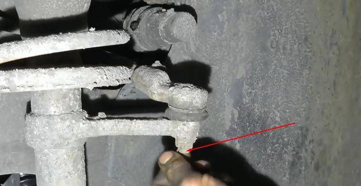 Все про замену рулевой рейки ВАЗ 2110