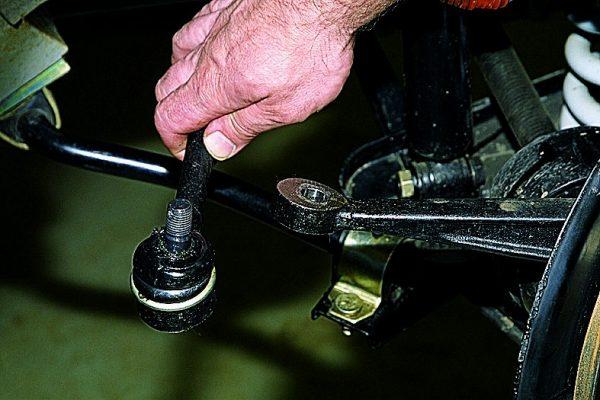Пошаговая инструкция замены рулевого редуктора ВАЗ 2107