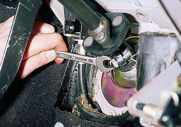 Замена рулевого редуктора ВАЗ 2107 - пошаговая инструкция ремонта своими руками
