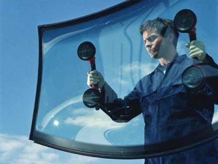 Замена лобового стекла ВАЗ 2110, 2111, 2112