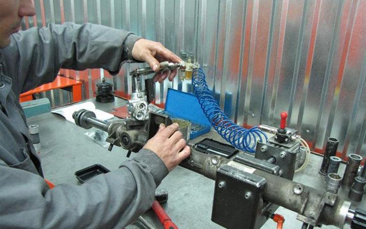 Ремонт и замена рулевой рейки на автомобилях ВАЗ 2108, 2109, 21099
