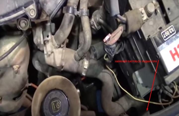 Самостоятельная замена радиатора печки Renault Logan