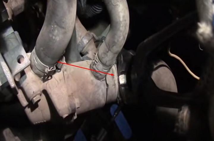 Замена радиатора печки Renault Logan своими руками