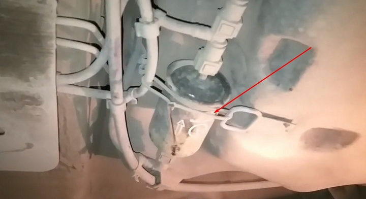 Инструкция по замене топливного фильтра Renault Logan