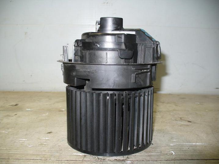 Мотор печки Renault Logan - замена своими руками
