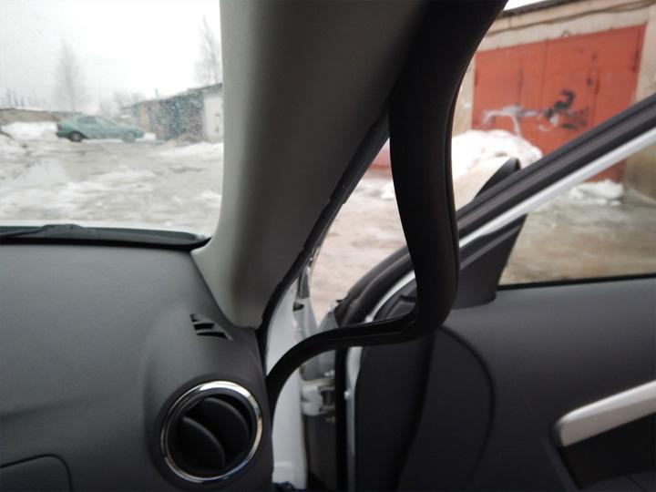 Демонтаж мотора печки Renault Logan