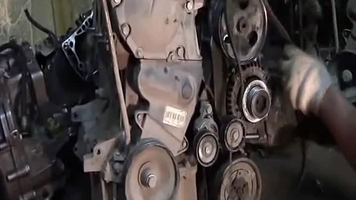 Замена ремня генератора Renault Logan | цена, как заменить своими руками, видео