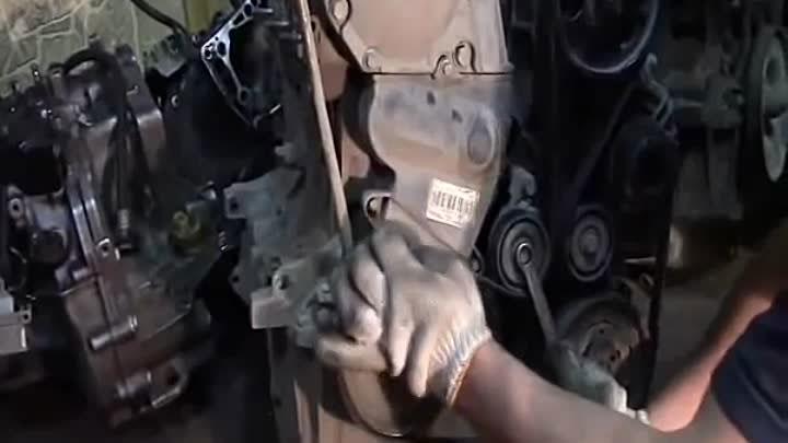 Инструкция по замене ремня генератора Renault Logan (фото + видео)