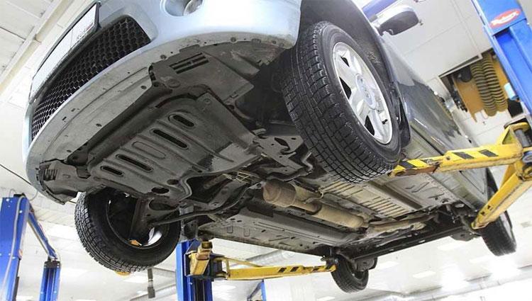 Замена масла в коробке Renault Logan своими руками - фото и видео выполнения работ