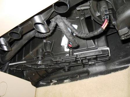 Блок салонного фильтра Volkswagen Jetta