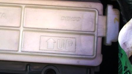 Правильная посадка салонного фильтра Toyota Rav4 II