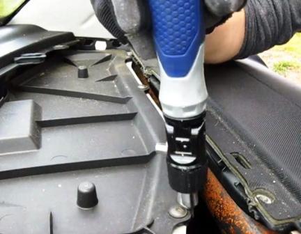 6 болтов салонного фильтра Volkswagen New Beetle