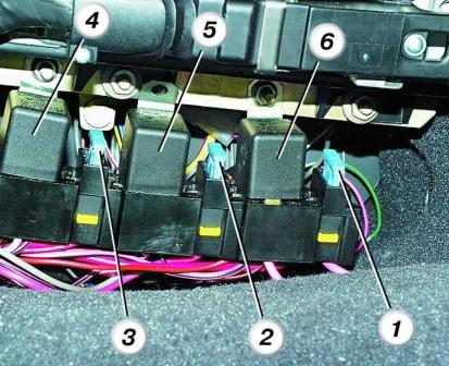 электрическая схема passat b5