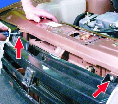 ремонт 21099 автомобиля