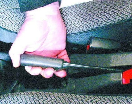 Проверяем работу ручника ВАЗ 2108, 2109, 21099