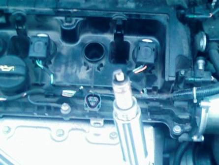 зажигания Peugeot 308