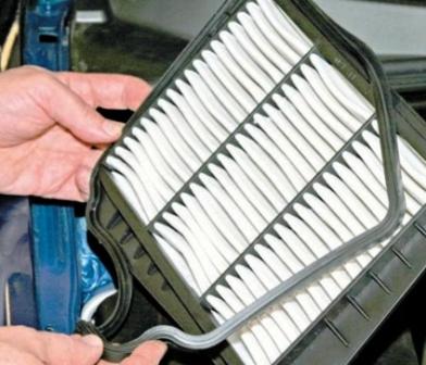 chevrolet lacetti воздушный фильтр