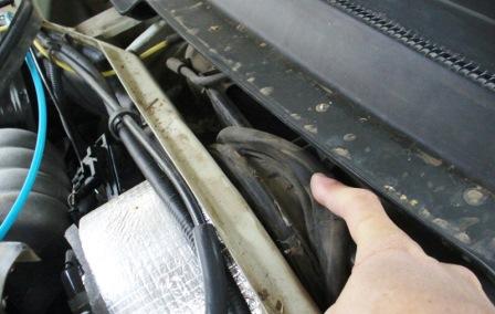Блок переключения света форд фокус 2 с птф купить