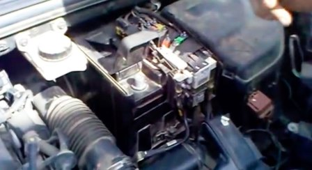 аккумулятор на peugeot 308 2012