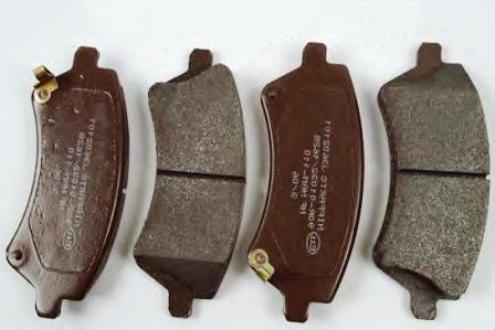 тормозные колодки для toyota corolla 120