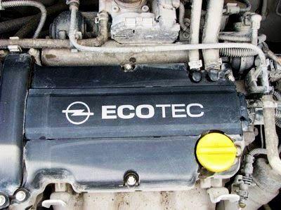 Двигатель Opel Corsa D