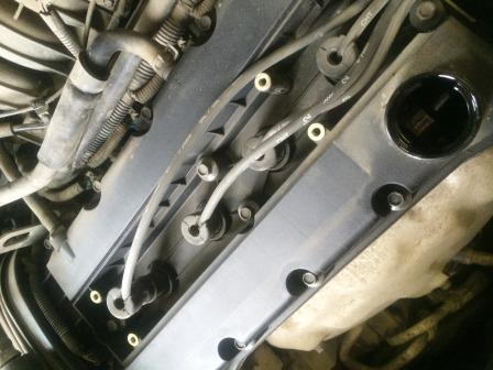 Под ней вы увидите катушку зажигания Chevrolet Aveo T250